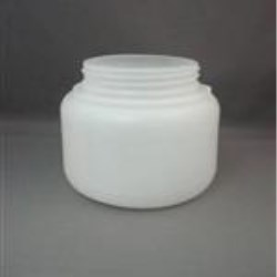 850 cc HDPE Jar, Round, 89Squeeze Lok, Straight Sided