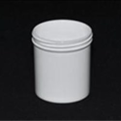 7 oz P/P Jar, Round, 89mm ,