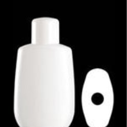400 ml HDPE Tapered Oval, 22mm, ,