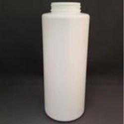 32 oz HDPE Cylinder, Round, 53-400,