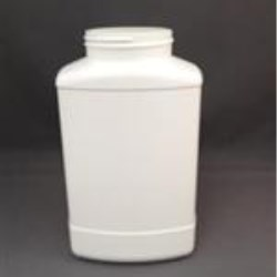 32 oz HDPE Cylinder, Round, 63-485, Tall Anti-Stat