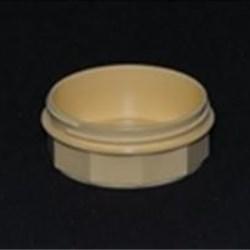 2.625 oz P/S Jar, Round, 70mm ,