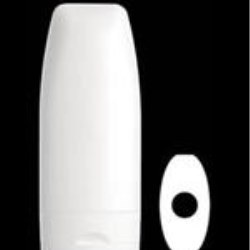 400 ml HDPE Tottle/Tube Bottle Oblong, 27mm Snap On, ,
