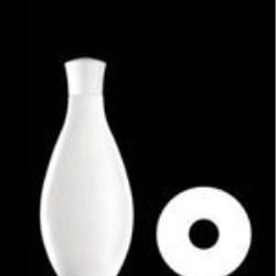 200 ml HDPE Tapered Round, 20-415, ,