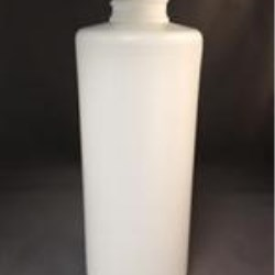 32 oz HDPE Cylinder, Round, 38-525, Tall