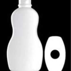 750 ml HDPE Pinch Oblong, 32mm, ,