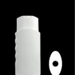 150 ml HDPE Asymmetrical Oval, 17mm Snap On, Grip ,