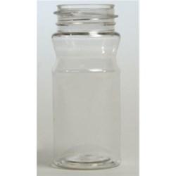 4.2 oz PET Jar, Round, 43mm, ,
