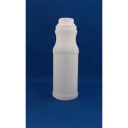 12 oz HDPE Pinch, Round, 38-400, Light Weight ,