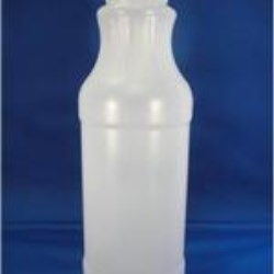 32 oz HDPE Carafe/Decanter, Round, 38-400,