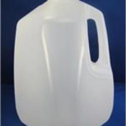 96 oz HDPE Handleware, Square, 38-400, Light Weight ,
