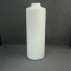 32 oz LDPE Cylinder, Round, 38-400, Tall