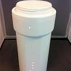 4 lb HDPE Jar, Round, 100-400, ,