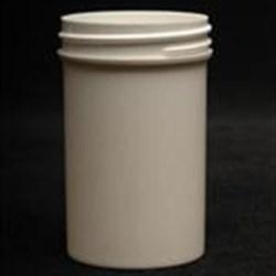 3 oz P/P Braskem FPT300 F Jar, Round, 48-400, Regular Wall Straight Base