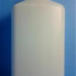 1000 ml HDPE Straight Sided, Oblong, 28-400, ,