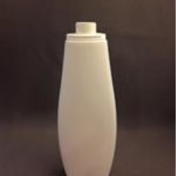 300 ml HDPE Convex Oblong, 18.1,