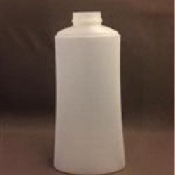 300 ml HDPE Tapered Oblong, 24.7,
