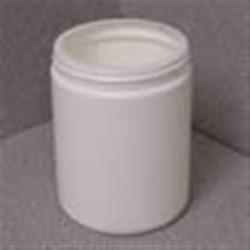 28 oz HDPE Cylinder, Round, 89-400, ,