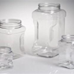 32 oz PET Jar, Oblong, 89-400, Grip ,