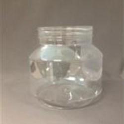63 oz PET Jar, Round, 110,