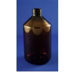 500 ml PET Modern Rd, Round, 28-410,