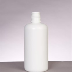 1 ltr HDPE Packer Round, 38Child Resistant ,