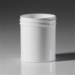 4 oz P/P Jar, Round, 58-400,
