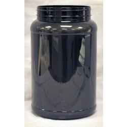 85 oz PET Jar, Round, 110-400, Label Indent