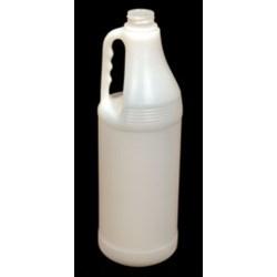 1000 ml HDPE Handleware Round, 38-400,
