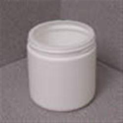 18 oz HDPE Jar, Round, 89-400,
