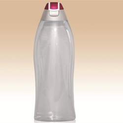 500 ml PET Pinch, Oval, 17.6mm Snap On, ,
