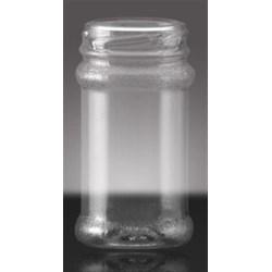 125 ml PET Jar Round, 48mm Special ,