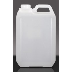 16 ltr HDPE Handleware Square, 63mm ,