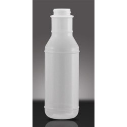 375 ml HDPE Long Neck Round, 33-400Special, ,