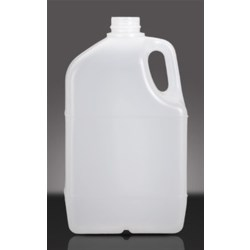3 ltr HDPE Handleware Oblong, 38mm TE Pano ,