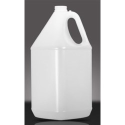 1.3 gal HDPE Handleware Square, 38-400Special ,