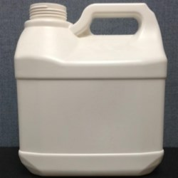 6 ltr HDPE Handleware Oblong, 63mm Special, ,
