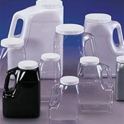 128 oz PVC Handleware, Oblong, 89-400,
