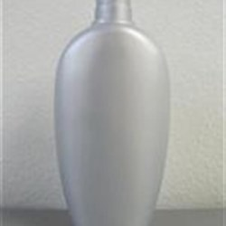 8.5 oz HDPE Reverse Tapered, Oval, 24-415,