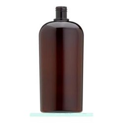 1000 ml PET Reverse Tapered, Oval, 28-415,