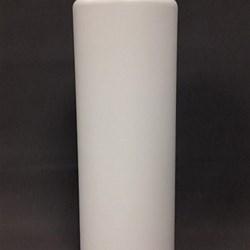 25 oz HDPE Cylinder Round, 28-410,