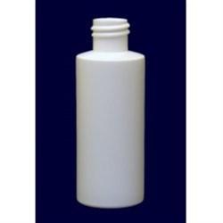 2 oz MDPE Cylinder, Round, 20-410,