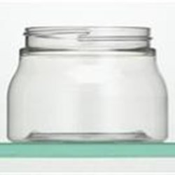 8 oz PET Jar, Round, 70-400,