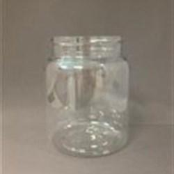 34 oz PET Jar, Round, 89-400,