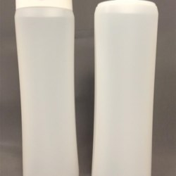 400 ml HDPE Pinch Oval, 23mm, ,