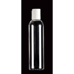 250 ml PVC Bullet Round, 24-410, ,