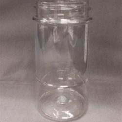 12 oz PET Jar Round, 63-485, ,