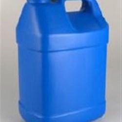 2.5 gal HDPE Handleware, Oblong, 63-400, ,