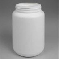 1500 cc HDPE Cylinder, Round, 100-400,