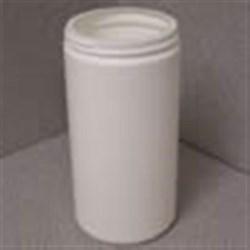 36 oz HDPE Cylinder Round, 89mm ,